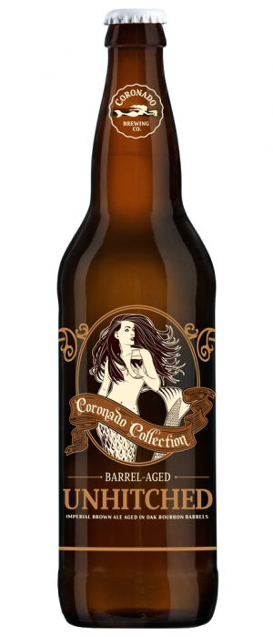 Unhitched by Coronado Brewing Company in California, United States