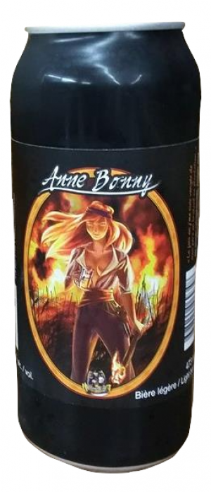 Anne Bonny by Corsaire Microbrasserie in Québec, Canada
