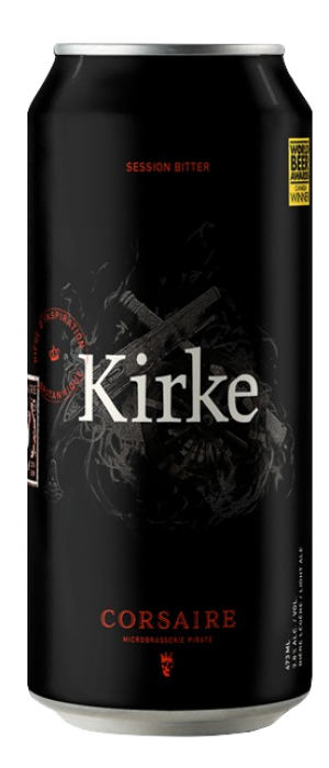 Kirke by Corsaire Microbrasserie in Québec, Canada
