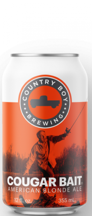 Cougar Bait by Country Boy Brewing in Kentucky, United States
