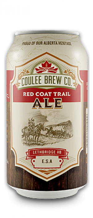Red Coat Trail Ale