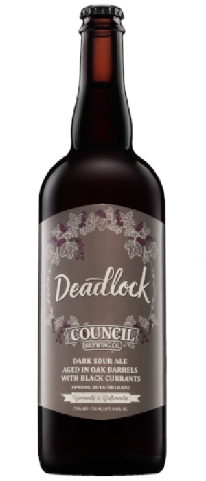 Deadlock by Council Brewing Company in California, United States