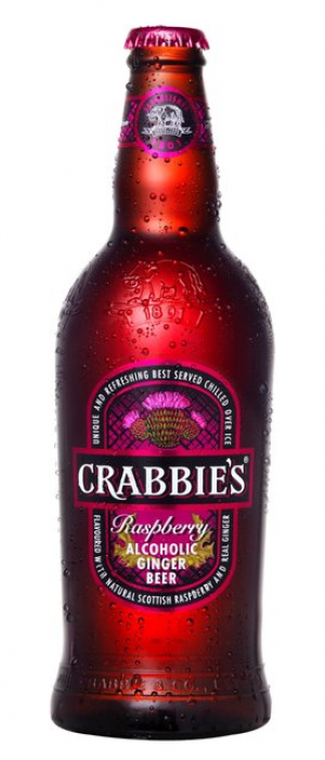 Crabbie's Scottish Raspberry