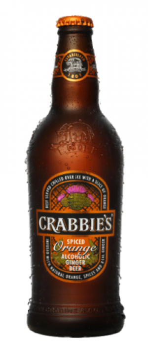 Crabbie's Spiced Orange Beer