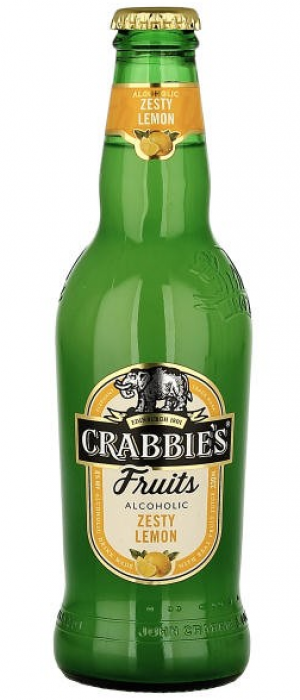 Crabbie's Zesty Lemon