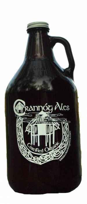 Insurrection IPA by Crannog Ales and Left Fields in British Columbia, Canada