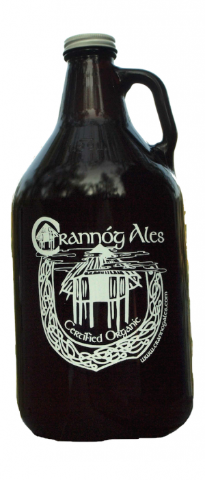 Red Branch Irish Ale by Crannog Ales and Left Fields in British Columbia, Canada