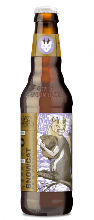 Snowcat by Crazy Mountain Brewing Company in Colorado, United States