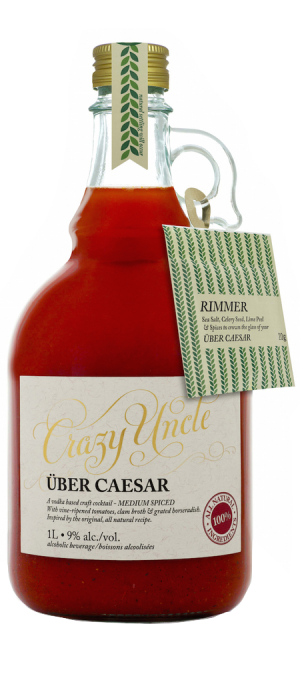 Über Caesar by Crazy Uncle Cocktails in Ontario, Canada