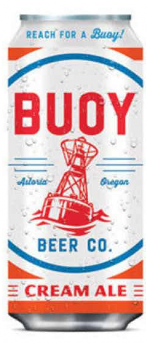 Cream Ale by Buoy Beer Co. in Oregon, United States