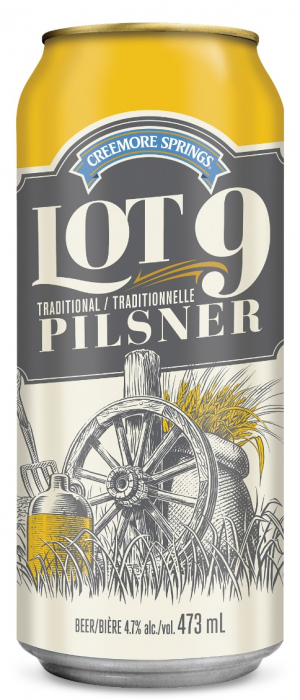 Lot 9 Traditional Pilsner