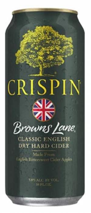 Crispin Browns Lane by Crispin Cider Company in Illinois, United States