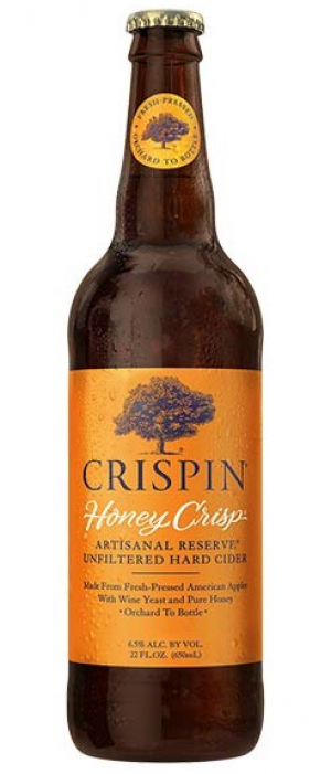 Crispin Honey Crisp by Crispin Cider Company in Illinois, United States