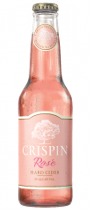 Crispin Rosé by Crispin Cider Company in Illinois, United States