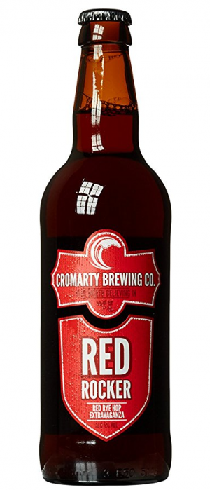 Red Rocker by Cromarty Brewing Company in Cromartyshire - Scotland, United Kingdom