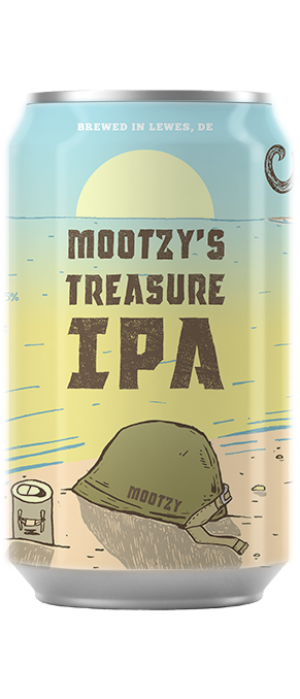Mootzy's Treasure by Crooked Hammock Brewery in Delaware, United States