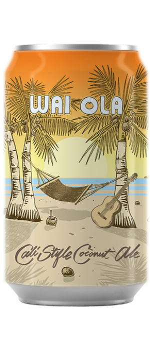 Wai Ola by Crooked Hammock Brewery in Delaware, United States