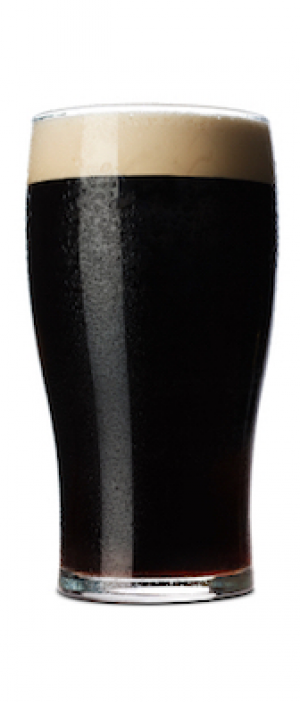 Crooked Nose Stout by Cameron's Brewing Company in Ontario, Canada