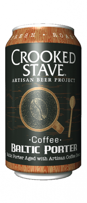 Coffee Baltic Porter by Crooked Stave Artisan Beer in Colorado, United States