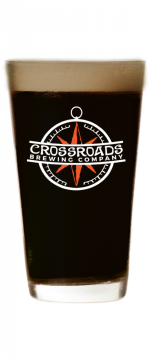 Brooks Brown Ale by Crossroads Brewing Company in New York, United States