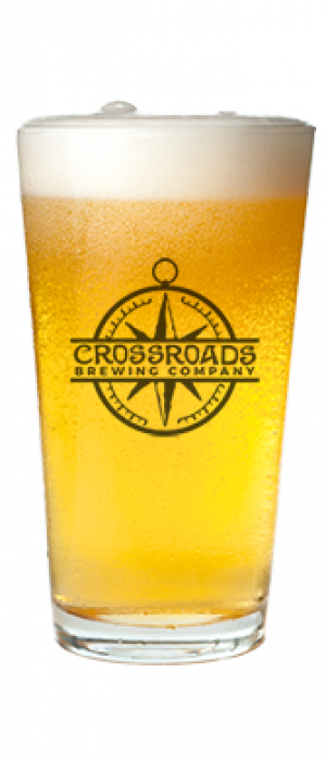 Maggie's Farmhouse Ale by Crossroads Brewing Company in New York, United States
