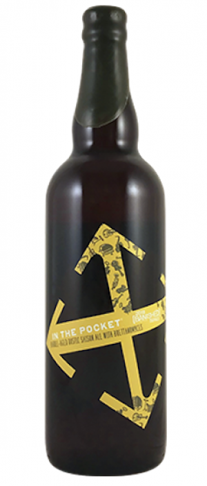 In the Pocket by Crux Fermentation Project in Oregon, United States