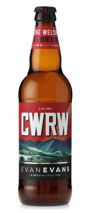 CWRW by Evan Evans Brewery in Carmarthenshire - Wales, United Kingdom