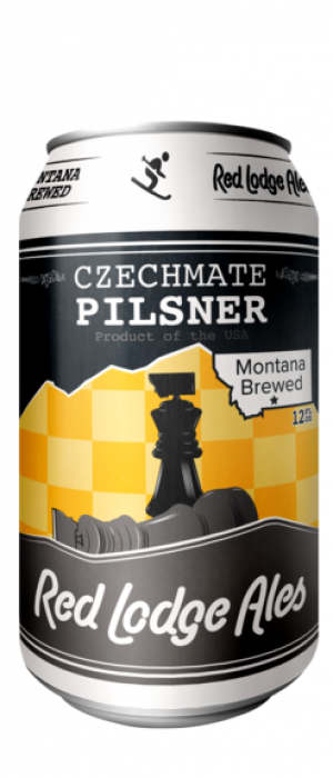 Czechmate by Red Lodge Ales Brewing Company in Montana, United States