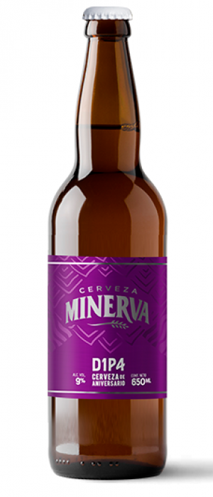 D1P4 by Cerveza Minerva in Jalisco, Mexico