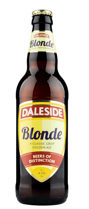 Daleside Blonde by Daleside Brewery in North Yorkshire - England, United Kingdom