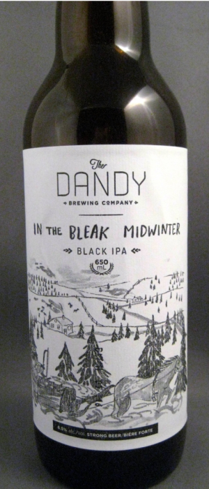 In The Bleak Midwinter: Black IPA