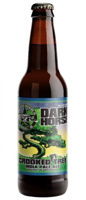 Crooked Tree IPA by Dark Horse Brewing Company in Michigan, United States