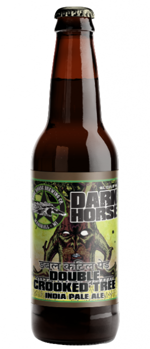 Double Crooked Tree by Dark Horse Brewing Company in Michigan, United States