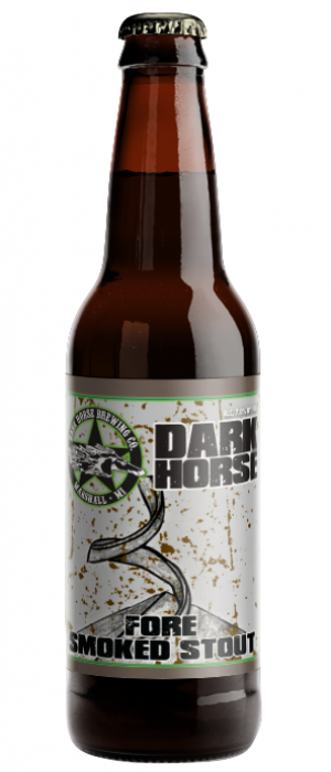 Fore Smoked Stout by Dark Horse Brewing Company in Michigan, United States