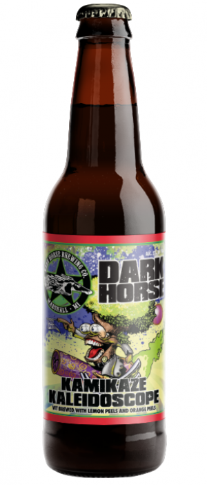 Kamikaze Kaleiodoscope by Dark Horse Brewing Company in Michigan, United States
