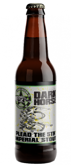 Plead The 5th by Dark Horse Brewing Company in Michigan, United States