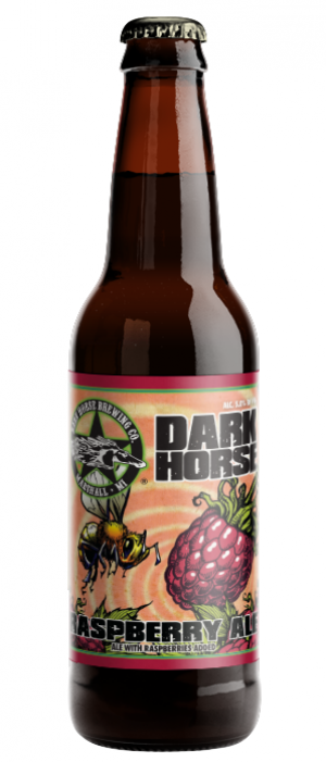 Raspberry Ale by Dark Horse Brewing Company in Michigan, United States
