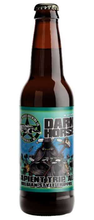 Sapient Trip Ale by Dark Horse Brewing Company in Michigan, United States