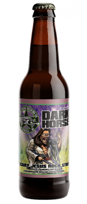 Scary Jesus Rock Star by Dark Horse Brewing Company in Michigan, United States