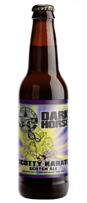 Scotty Karate by Dark Horse Brewing Company in Michigan, United States