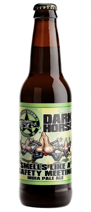 Smells Like A Safety Meeting by Dark Horse Brewing Company in Michigan, United States