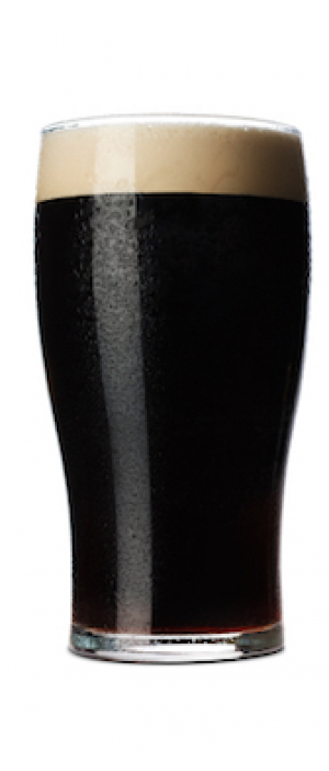 Dark Olympus Stout by Chainline Brewing Company in Washington, United States