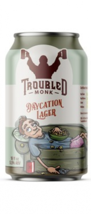 Daycation by Troubled Monk Brewery in Alberta, Canada