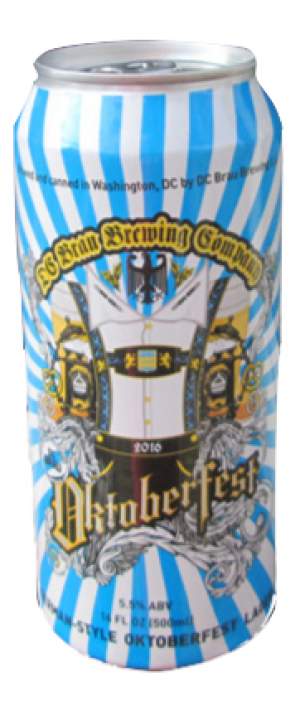 Oktoberfest by DC Brau Brewing Company in District of Columbia, United States
