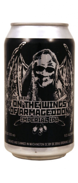 On The Wings of Armageddon by DC Brau Brewing Company in District of Columbia, United States