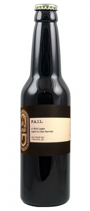F.A.I.L. by De Garde Brewing in Oregon, United States