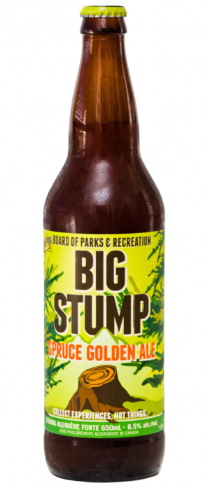 Big Stump Spruce Golden Ale