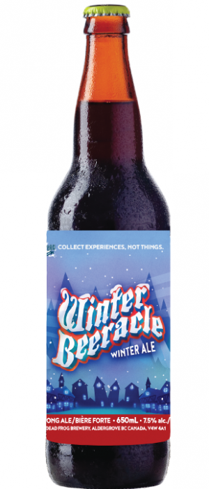 Winter Beeracle Winter Ale
