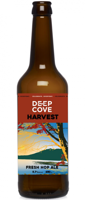 Harvest by Deep Cove Brewers & Distillers in British Columbia, Canada