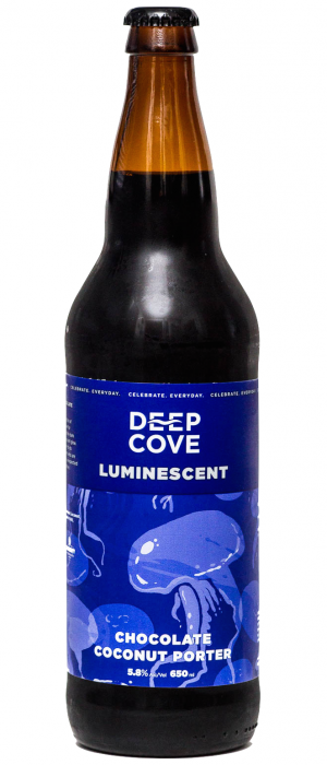 Luminescent by Deep Cove Brewers & Distillers in British Columbia, Canada